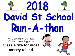 Run A Thon Letter David Street School