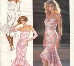 Mermaid Dress Pattern Best Design