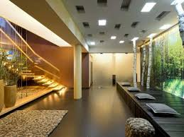 ceiling and lighting design. Interior Lighting Design Ideas: Luxury Room With Ceiling And Stairs Light T
