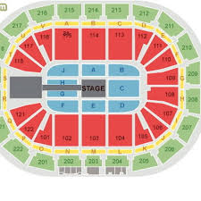 Aac Seating Chart With Seat Numbers Barclays Center Detailed Seating Chart Seat Numbers 33