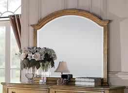 emily bedroom set light oak: emily mirror light oak co  emily mirror light oak