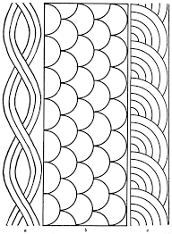 Quilting Stencils Free Hand Quilting Free Hand Quilting Quilt ... & Free quilting patterns and designs for you to trace and use for your  quilting projects. Adamdwight.com