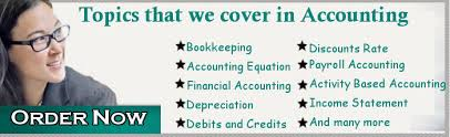 accounting assignment help accounting tutors  important topics in accounting
