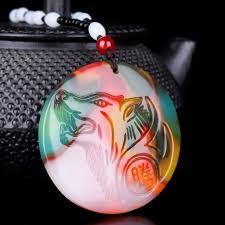 <b>Natural</b> Xinjiang Color Jade <b>Stone Wolf</b> head and <b>Tiger</b> Jade ...