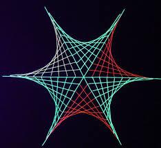 Circle String Art Design