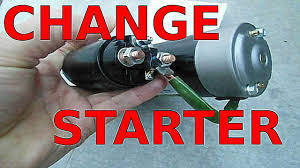 replace bad car starter fast fix no start starting problems gm 3 1 replace bad car starter fast fix no start starting problems gm 3 1 3 4 3800 v6 buick chevy pontiac