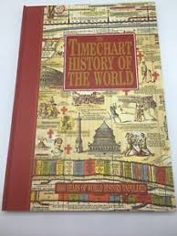 Details About The Timechart History Of The World 2004 Edition Over 6000 Years Of World History