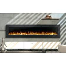 napolean electric fireplaces napoleon nefl allure series linear wall mount electric fireplace napoleon allure 32 electric