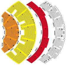 Colosseum Windsor Seating Chart Proper Caesars Palace Colosseum Seating View Absinthe
