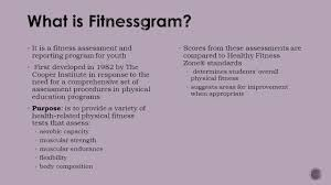 what is fitnessgram it is a fitness essment and reporting program for youth