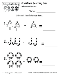 Worksheets Kids Free Coloring Pages Worksheet Christmas Math Middle