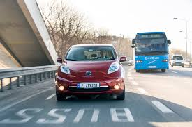 Electric Cars To Have 100% Market Share In Norway By 2025?