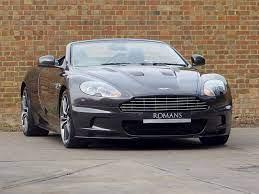 2012 Used Aston Martin Dbs V12 Volante Quantum Silver
