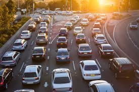 study shows self driving car reduce traffic jams