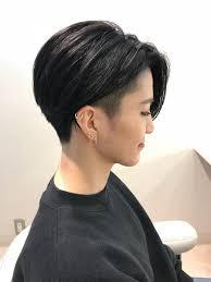 2018年秋冬30代に似合う前下がりボブの髪型ヘアカタログヘア