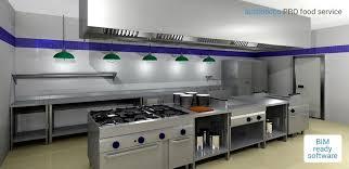 Comercial Kitchen Design Unique Inspiration