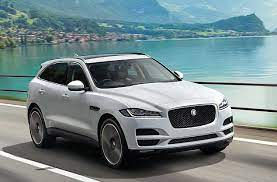 Great savings & free delivery / collection on many items. Jaguar Fpace In White My New Vehicle Jaguar Suv Suv Cars White Jaguar Car