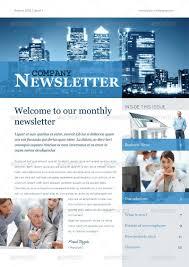 Company Newsletter Template Free Business Newsletter Ninjaturtletechrepairsco 7