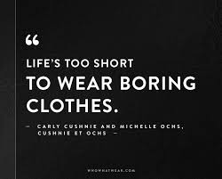 Short Quotes About Time Inspiration These Are The Best Fashion Quotes Of All Time Who What Wear