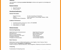 Mba Fresher Resume Format Resume Format For Freshers Free Download