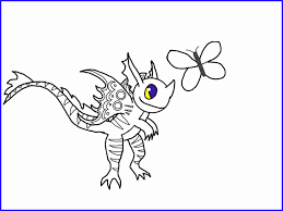 The Boneknapper Dragon Coloring Pages Coloring Pages Classy World