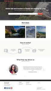 Tour Company Website Design Travel Website Design Tourism Agency Website Development