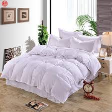 2018 white bedding set solid duvet cover king queen gray coffee bed sheet bed linen brief modern twin bedding textile five size king bedding sets twin