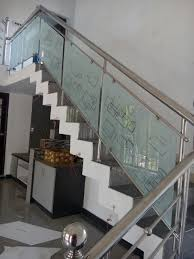Stainless Steel Staircase Design Kerala Stainless Steel Handrails Staircase Railing Design