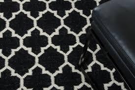 vig linie design adelyn black wool rug available in dallas fort worth texas
