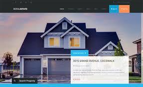 Royal Estate Free Bootstrap 4 Html5 Real Estate Website Template