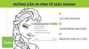 Bộ tranh tô màu lá cờ Việt Nam cho các bé (2021) ✔️ Cẩm Nang Tiếng Anh ✔️