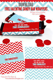 Valentine Candy Bar Wrappers Free Download The