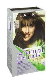 Clairol Natural Instincts Vibrant 6 Light