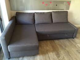 ikea friheten corner sofa sofa bed as new
