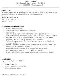 Call Centre Cv A Professional Resume Template For Call Centre Operator Want