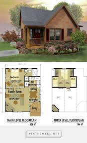 rustic small house plans with basement new small cabin designs with loft