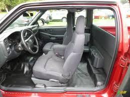 Graphite Interior 2003 Chevrolet S10 Extended Cab Photo #82898813 ...