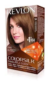 Revlon 54 Light Golden Brown Revlon Colorsilk Beautiful Color 54 Light Golden Brown