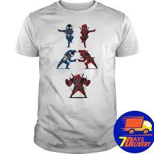 Dance Shirt Designs Deadpool Venom Fusion Dance Shirt Funny Tshirt We Are Venom Deadnom Mashup Funny Unisex Casual Tshirt T Shirts With Sayings Awesome T Shirt Designs