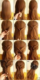 Hairstyle Yourself easy braided hairstyles to do yourself for my daughter whom i 7879 by stevesalt.us