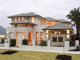 Small Picture Large Modern House Exterior Design House exterior design