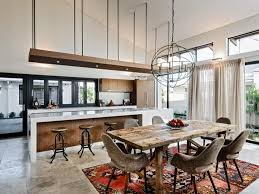 kitchen and dining room light fixtures classic white wooden kitchen island rustic kitchen chandelier lighting long