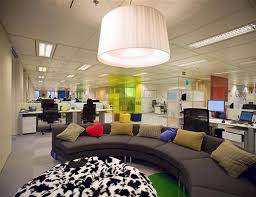 Google office space design Incredible Informal Work Space Interior Design Ideas Design Of Googles Offices From Around Europe