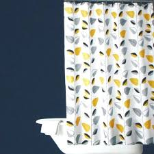 shower curtains yellow polka dot shower curtain yellow polka dot curtains home the grey yellow