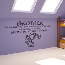 image is loading brother best friends family amp friends quotes wall  on brothers wall art quotes with brother best friends family friends quotes wall stickers home