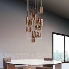 axo light spillray  led pendant lamp » modern and contemporary