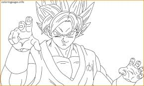 Small Picture ssgss goku coloring pages Coloring Pages Pinterest Goku