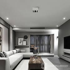 256 74 led surface mounted ceiling