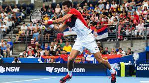 Novak Djokovic Beats Daniil Medvedev of Russia To Push Serbia Into ATP Cup  Final | ATP Cup
