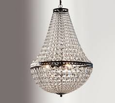 lovable chandelier light fixtures and mia faceted crystal pottery barn chandelier light fixtures r75
